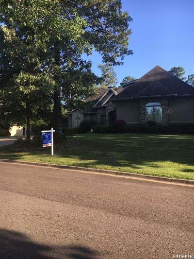 Hot Springs Single Family Home Active - Contingent: 446 Lotus Loop