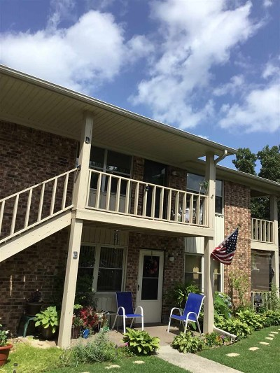 Garland County Condo/Townhouse For Sale: 220 Cooper #10D