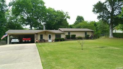 Hot Springs Single Family Home For Sale: 216 Stella