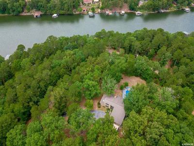 Hot Springs Residential Lots & Land For Sale: 100 Kings Glen Trail