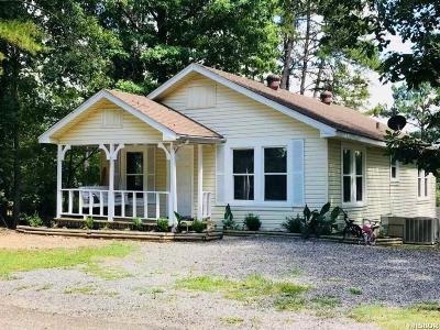 Hot Springs Single Family Home For Sale: 357 Beach Haven Rd