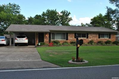 Hot Springs AR Single Family Home Sold: $145,000