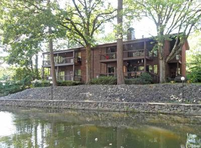 Hot Springs Condo/Townhouse For Sale: 2325 Lakeshore Drive #E-2
