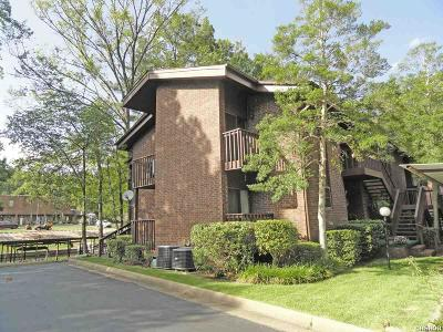 Garland County Condo/Townhouse For Sale: 2315 Lakeshore Drive #G-4