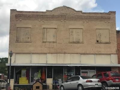 Glenwood Commercial For Sale: 200 E Broadway
