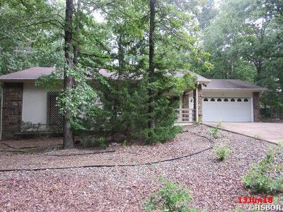 Hot Springs AR Single Family Home For Sale: $82,375