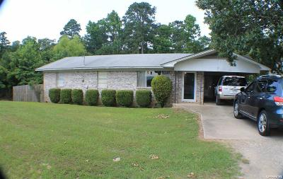 Hot Springs Single Family Home For Sale: 655 Marion Anderson Road