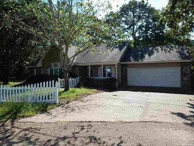 Garland County Single Family Home Active - Contingent: 125 Pineknoll Pt