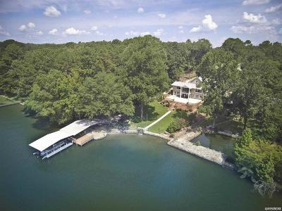 Hot Springs Single Family Home For Sale: 116 Paradise Point