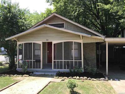 Hot Springs Single Family Home For Sale: 701 South St