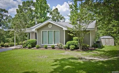 Pearcy Single Family Home For Sale: 4224 Amity Rd