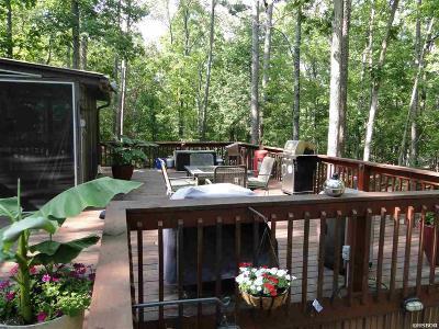 Mt. Ida Single Family Home For Sale: 8 E Sycamore Dr