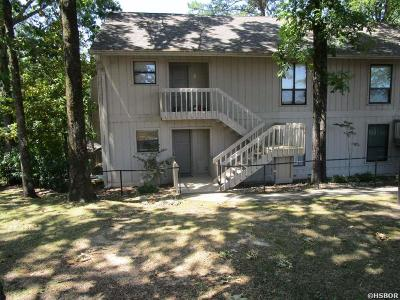 Garland County Condo/Townhouse For Sale: 1134 Twin Points Road #1