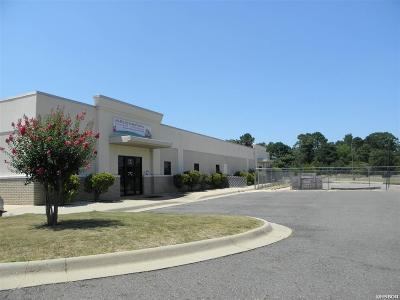 Hot Springs Commercial For Sale: 154 Cornerstone Blvd.