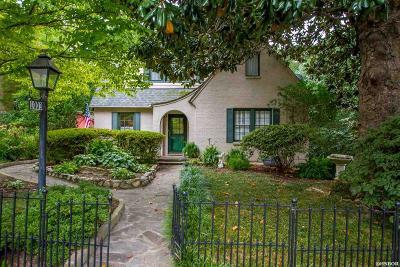 Hot Springs Single Family Home For Sale: 1003 Prospect Ave