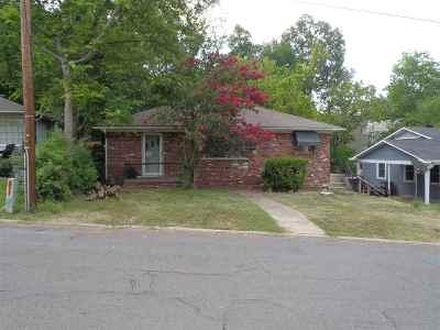 Hot Springs Single Family Home For Sale: 727 Linwood Av