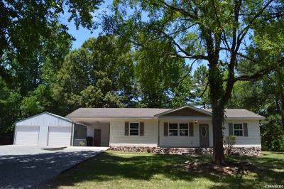 Pearcy Single Family Home For Sale: 708 Allison St