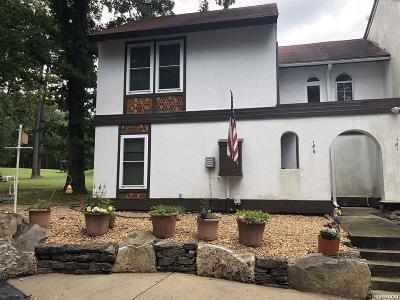 Hot Springs Condo/Townhouse For Sale: 186 Cordero Ln