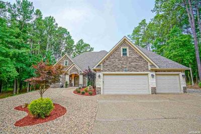 Hot Springs Single Family Home For Sale: 16 Gloria