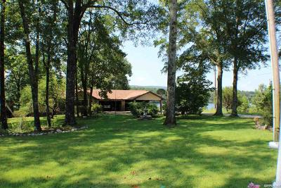 Hot Springs Single Family Home For Sale: 100 Silverwood Point