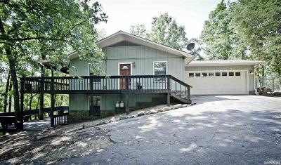 Garland County Single Family Home For Sale: 515 Coachlight Rd