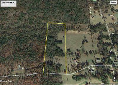 Bismarck Residential Lots & Land Active - Contingent: 20 Acres Edgewood Dr