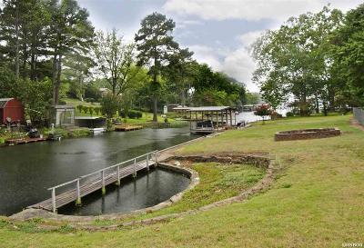 Hot Springs Single Family Home For Sale: 139 Tinker Ln