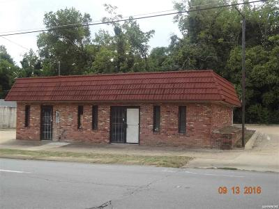 Hot Springs Commercial For Sale: 229 West Grand Ave