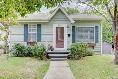 Hot Springs Single Family Home For Sale: 1100 Third St