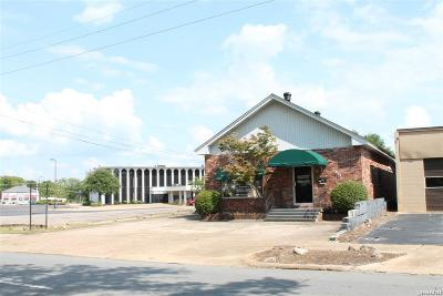 Hot Springs AR Commercial For Sale: $152,000
