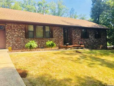Hot Springs AR Single Family Home For Sale: $229,000