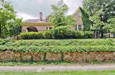 Hot Springs Single Family Home For Sale: 1030 Park Avenue