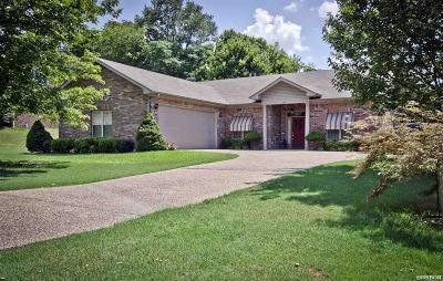 Hot Springs Single Family Home For Sale: 1311 Richard St