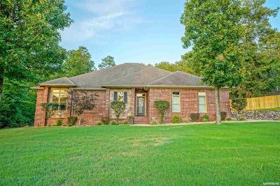 Hot Springs AR Single Family Home For Sale: $275,000