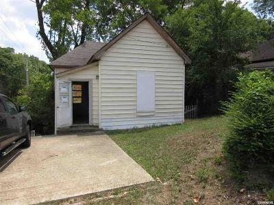 Hot Springs AR Single Family Home For Sale: $19,900