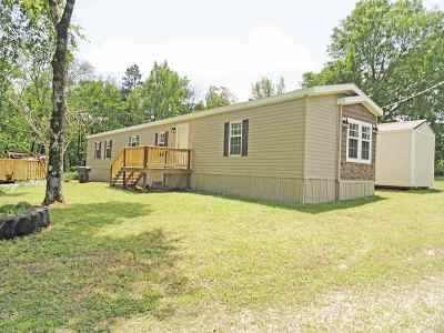 Garland County Single Family Home For Sale: 1043 Amity Rd