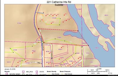 Garland County Residential Lots & Land For Sale: 221 Catherine Heights Rd