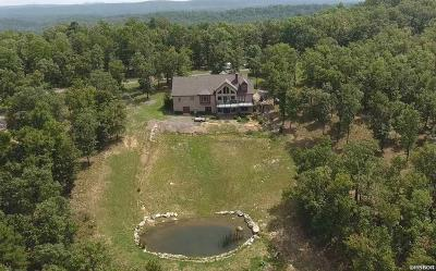 Garland County Single Family Home For Sale: 375 Vista View Pl