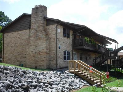 Garland County Condo/Townhouse For Sale: 125 Carl Drive #36