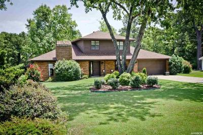 Hot Springs Single Family Home For Sale: 181 Tyler Cv