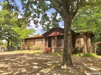 Single Family Home Active - Price Change: 407 S Ross Maddox