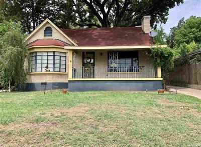 Hot Springs Single Family Home For Sale: 202 Pecan