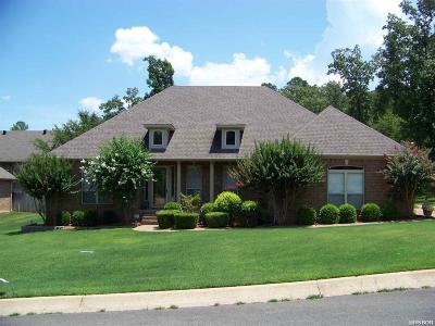 Garland County Single Family Home For Sale: 234 High Meadow High Meadow Loop