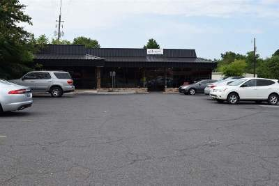 Garland County Commercial Back On Market: 1105 Albert Pike