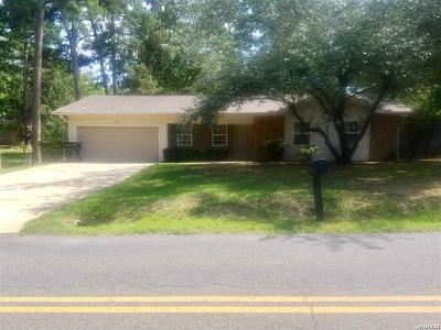 Hot Springs Single Family Home For Sale: 740 Shady Heights