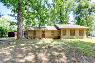 Hot Springs Single Family Home For Sale: 640 Randall Rd