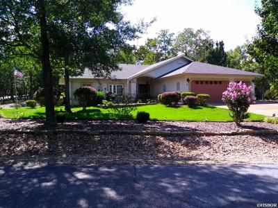 Hot Springs AR Single Family Home Sold: $183,500