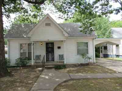 Hot Springs Single Family Home For Sale: 104 Chitwood