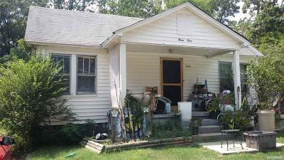 Hot Springs Single Family Home For Sale: 304 Main St