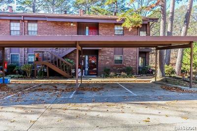 Garland County Condo/Townhouse For Sale: 715 Weston Road #A2